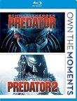 Predator / Predator 2 [Blu-ray]
