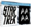 Star Trek (Limited Edition Blu-ray Gift Set with Replica Starfleet Division Badges) [Blu-ray]