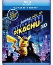 Pokemon Detective Pikachu (3D Bluray + Bluray) [Blu-ray]