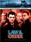 Law & Order - The Second Year