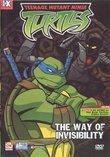 Teenage Mutant Ninja Turtles - The Way of Invisibility (Volume 3)