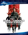 Inglourious Basterds [Blu-ray + DVD + Digital Copy] (Universal's 100th Anniversary)