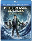 Percy Jackson & the Olympians: The Lightning Thief [Blu-ray]
