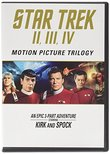 Star Trek: Motion Picture Trilogy (Domestic) [Blu-ray]