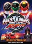 Power Rangers RPM, Vol. 2: Race for Corinth