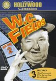 W.C. Fields, Vol. 2 - Pharmacist/The Barbershop/Pool Shark