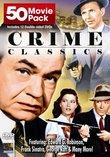 Crime Classics 50 Movie Pack (12pc)