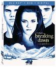 THE TWILIGHT SAGA: BREAKING DAWN PT2 3-Disc Combo Pack [Blu-ray]
