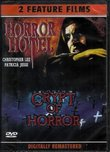 2 Feature Films- Horror Hotel (1960) & Crypt of Horror (1964) (2005 DVD)