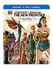 Justice League: New Frontier Commemorative Edition (BD Steelbook) [Blu-ray]