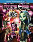 Monster High: Freaky Fusion (Blu-ray + DVD + DIGITAL HD with UltraViolet)