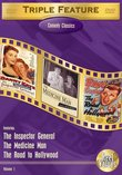 Comedy Classics Triple Feature, Vol. 1 (The Inspector General / The Medicine Man / The Road to Hollywood)
