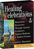 Healing Celebrations 4 DVD Set - Dr. Leonard Horowitz