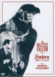 The Maltese Falcon (1931) & Satan Met a Lady (1936) - Authentic Region 1 DVD from Warner Brothers starring Bette Davis, Warren William, Bebe Daniels & Ricardo Cortez. BONUS DISC INCLUDED.