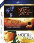 Fox Faith Missions of Love Collection: End of the Spear / Beyond the Gates of Splendor / Mother Teresa