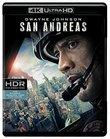 San Andreas [4K Ultra HD + Blu-ray + Digital HD]