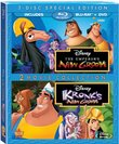 The Emperor's New Groove / Kronk's New Groove: Two-Movie Collection (Three Disc Blu-ray / DVD Combo)