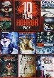10-Film Horror Pack V.3