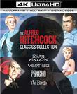 The Alfred Hitchcock Classics Collection 4K Ultra HD + Blu-ray + Digital