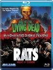 Hell of the Living Dead/Rats Night of Terror [Blu-ray]