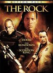 The Rock Action Pack (Doom | The Rundown | The Scorpion King)