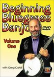 Beginning Bluegrass Banjo, Vol. 1 with Greg Cahill