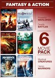 6-Movie Pack: Fantasy & Action