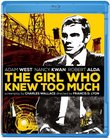 The Girl Who Knew Too Much [Blu-ray]