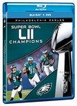 NFL Super Bowl 52 Champions COMBO [Blu-ray]