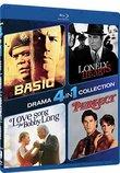 4-in-1 Drama Collection - John Travolta [Blu-ray]
