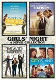 Girls' Night Four-Pack (Sunshine Cleaning / Last Chance Harvey / Mad Money / City Island)