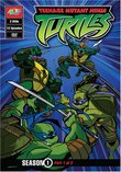 Teenage Mutant Ninja Turtles - Season 1 - Part 1 of 2 - (2 DVDs - 12 Episodes)