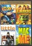 Igor / Labou / Little Monsters / Mac and Me