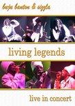 Banton, Buju & Sizzla - Living Legends: Live In Concert