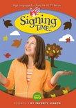 Signing Time! Series Two Volume 4: My Favorite Season