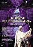 Monteverdi - Il ritorno d'Ulisse in patria (The Return of Ulysses) (Henze version) / Tate, Allen, Kuhlmann, Salzburg Festival