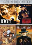 Four-Film Collection (Dust / Another Pair of Aces / Wagons East / Pharaoh's Army)
