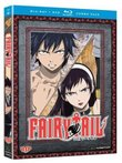 Fairy Tail: Part 10 (Blu-ray/DVD Combo)