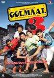 Golmaal 3 (New Hindi Comedy Film / Bollywood Movie / Indian Cinema DVD)