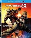 Appleseed: Alpha [Blu-ray]