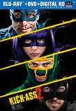 Kick-Ass 2 (Blu-ray + DVD + Digital Copy + UltraViolet)