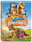 Alpha & Omega: Dino Digs [DVD + Digital]