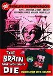 Brain That Wouldn't Die DVDTee (Size L)