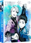 Yuri!!! on Ice: The Complete Series - Limited Edition Blu-ray + DVD