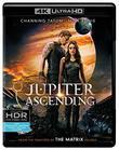 Jupiter Ascending (4K Ultra HD BD) [Blu-ray]