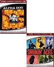 Alpha Dog (HD DVD and DVD) / Smokin' Aces (HD DVD and DVD)