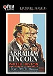 Abraham Lincoln (The Film Detective Restored Version)