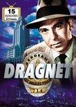 Dragnet: 15 Episodes (2-pk)