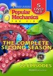 Popular Mechanics For Kids - The Complete Second Season - 5 DVD Set (Amazon.com Exclusive)