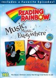 Reading Rainbow: Music, Music, Everywhere